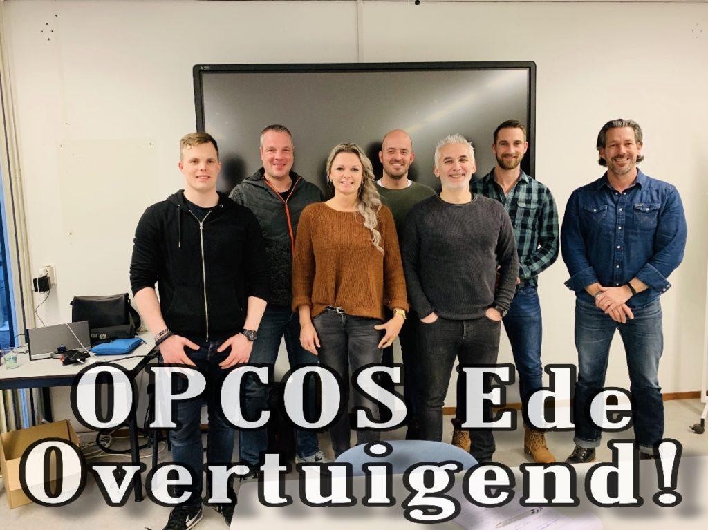 OPCO's Ede Overtuigend